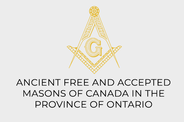 Ancient Free and Accepted Masons of Canada in the Province of Ontario