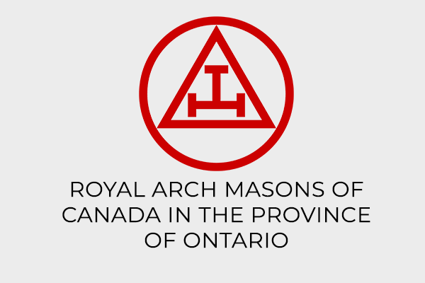 Royal Arch Masons of Canada in the Province of Ontario
