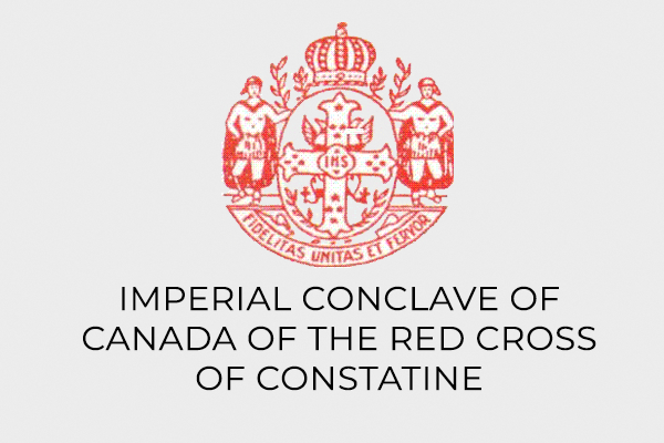Imperial Conclave of Canada of the Red Cross of Constantine